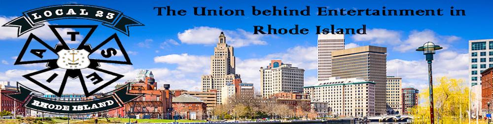 IATSE Local 23 Providence, RI
